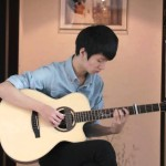 The Phantom Of The Opera — Sungha Jung tab
